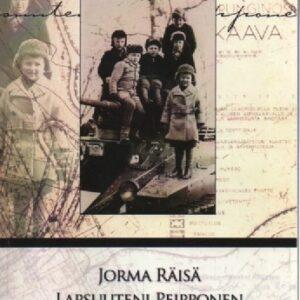 Räisä Jorma:Lapsuuteni Peipponen (signeeraus) (Kuopio, Peipposenrinne) (120147)