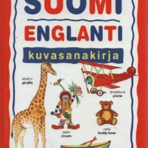 Suomi-Englanti kuvasanakirja